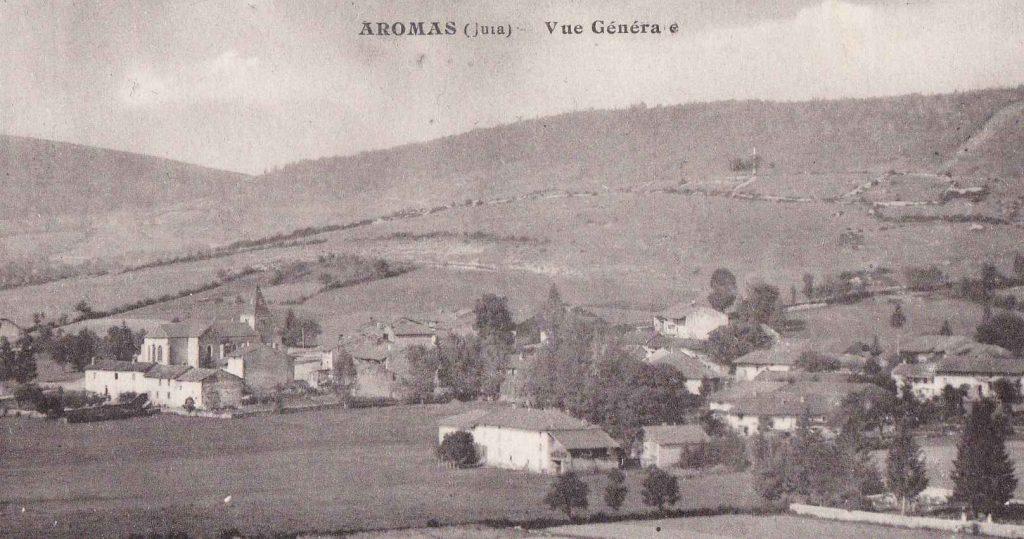Histoire d'un gîte de groupe dans le Jura