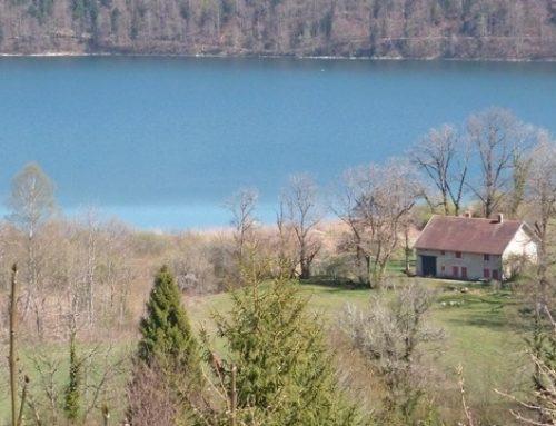 Des lacs et encore des lacs…