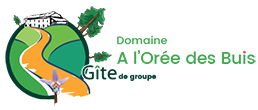 Grand gîte dans le Jura Logo