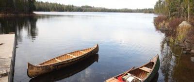 canoe grand gite