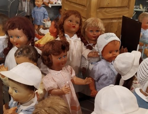 Une belle collection de jouets à 1h de Lyon et Genève