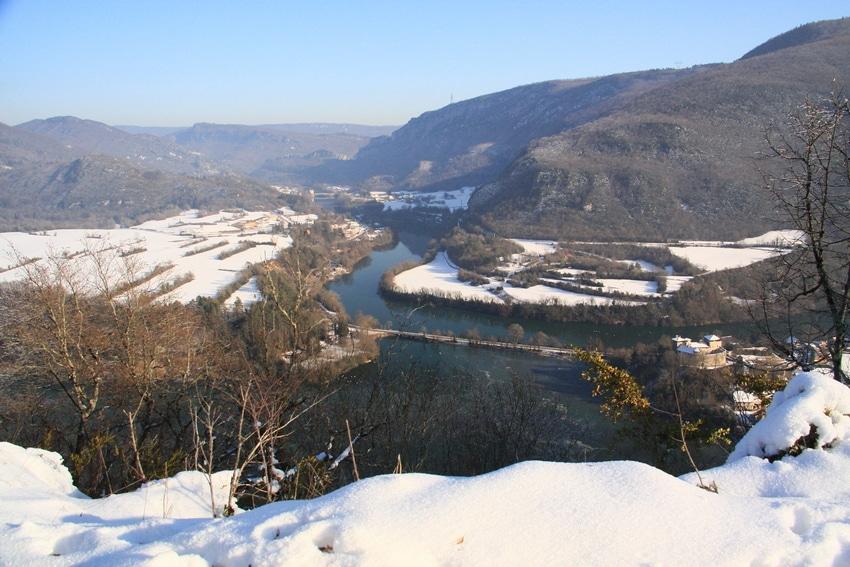 neige Jura