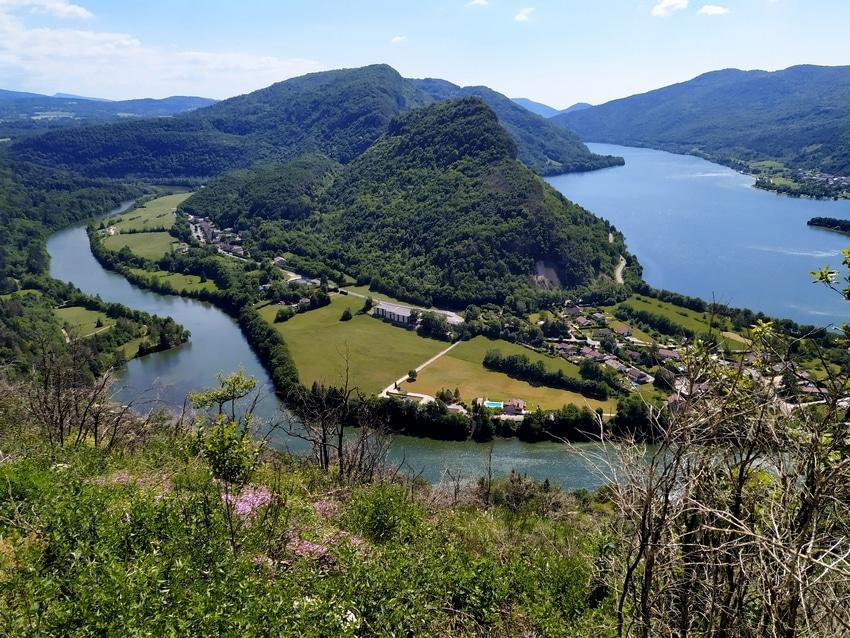 circuit des 5 lacs du Jura